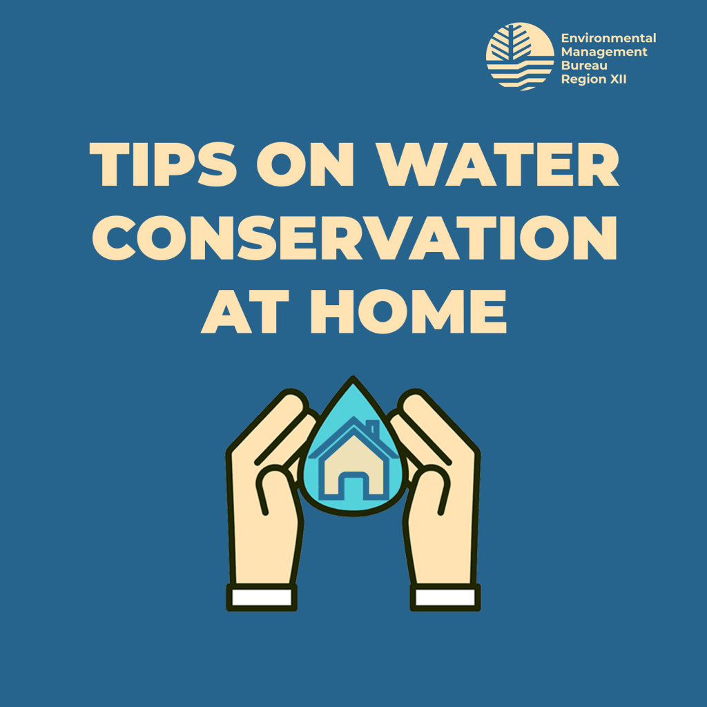 Water conservation 1